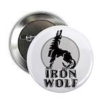 iron wolf Button