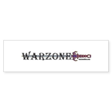 Warzone Sticker
