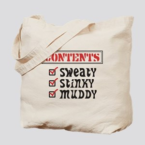 Funny Sports © Contents Tote Bag