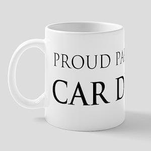 Proud Parent: Car Dealer Mug