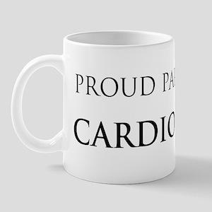 Proud Parent: Cardiologist Mug