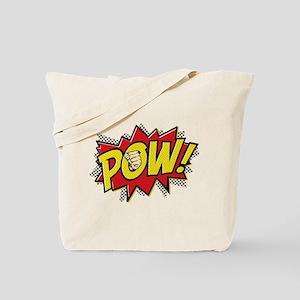 Pow! 2 Tote Bag