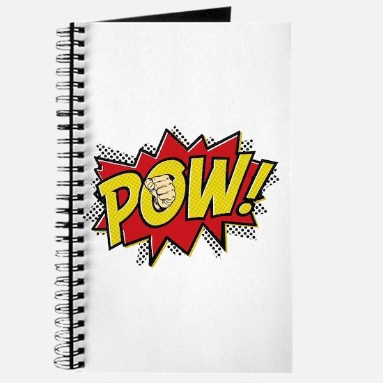 Pow! 2 Journal