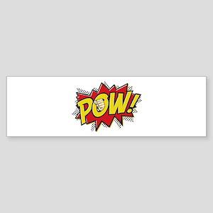 Pow! 2 Sticker (Bumper)