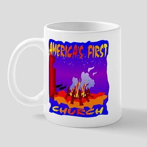 America's First Church Mug