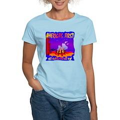 America's First Church Women's Light T-Shirt