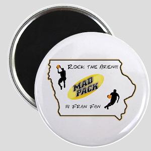 Iowa Mad Pack Magnet