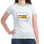 Panther Nation Jr. Ringer T-Shirt