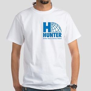 Hunter Business School White T-Shirt