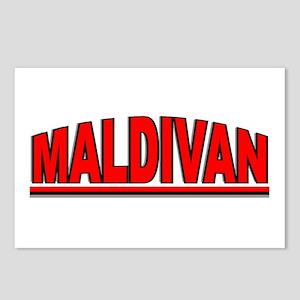 """Maldivan"" Postcards (Package of 8)"