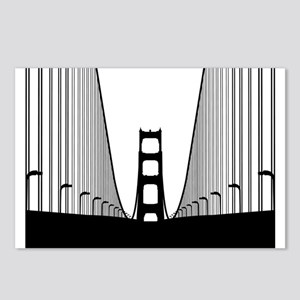 Bay Bridge Postcards (Package of 8)