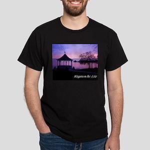 Gazeebo Black T-Shirt