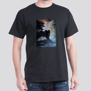 Tribute to Poe (Embracing the Black T-Shirt