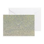 2924.closeup Greeting Cards (Pk of 10)