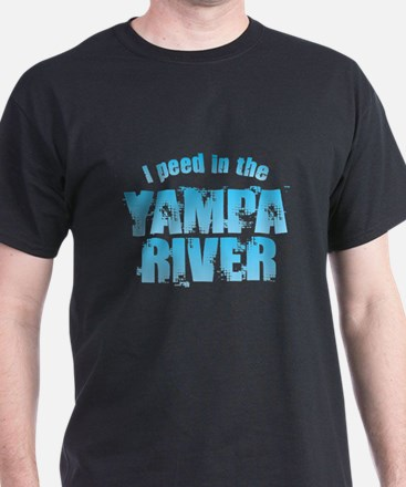 I Peed in the Tampa River T-Shirt