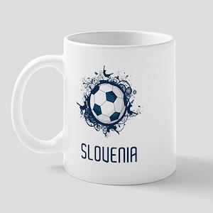 Slovenia Football Mug