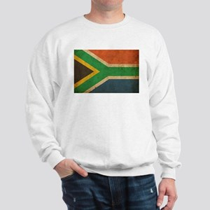 Vintage South Africa Flag Sweatshirt