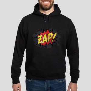 Zap! Hoodie (dark)