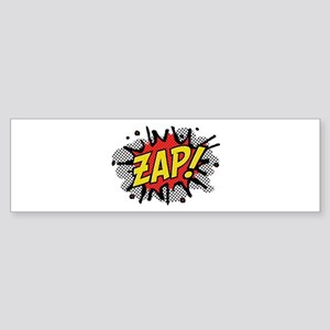 Zap! Sticker (Bumper)