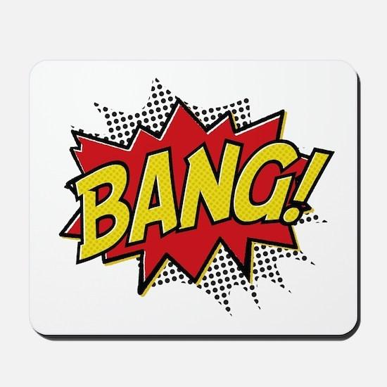 Bang! Mousepad