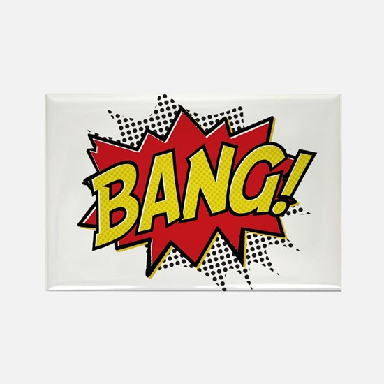 Bang! Rectangle Magnet (10 pack)