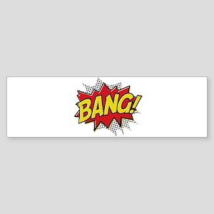 Bang! Sticker (Bumper)