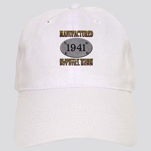 Manufactured 1941 Cap