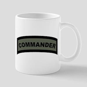 Commander Mug
