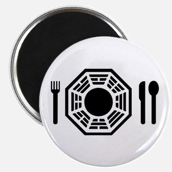 Dharma Plate Magnet