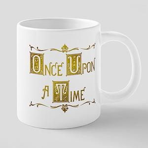 Once Upon a Time Book Title 20 oz Ceramic Mega Mug