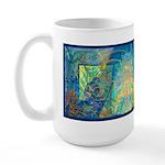 Mayahuel Mural Large Mug