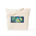 Mayahuel Mural Tote Bag
