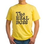 The Real Boss (2) T-Shirt