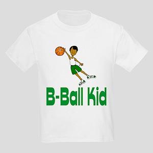 Basketball Kid Daniel Kids T-Shirt