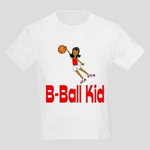 Basketball Kid Olivia Kids T-Shirt