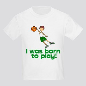 Born to play Christopher Kids T-Shirt