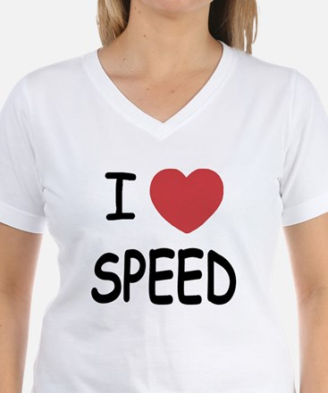 I love speed Shirt