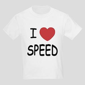 I love speed Kids Light T-Shirt