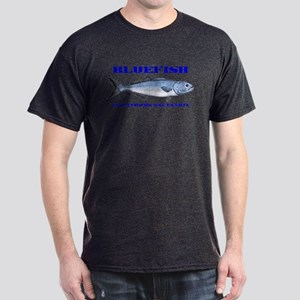 Bluefish - Pomatomus Saltatrix Dark T-Shirt