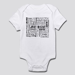 Just Dance Infant Bodysuit