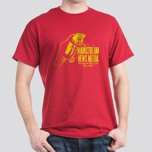 Mainstream News Dark T-Shirt