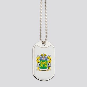 Reilly Family Crest - Coat of Arms Dog Tags