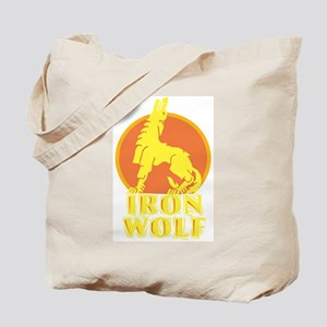 iron wolf Tote Bag