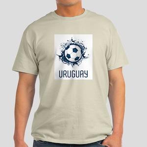 Uruguay Football Light T-Shirt