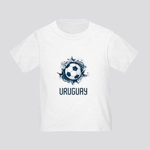 Uruguay Football Toddler T-Shirt