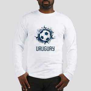 Uruguay Football Long Sleeve T-Shirt