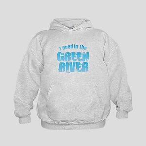 I Peed in the Green River Sweatshirt