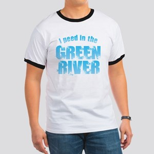 I Peed in the Green River T-Shirt