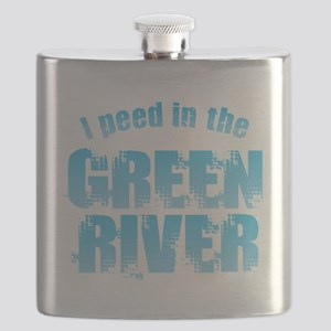 I Peed in the Green River Flask