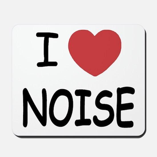 love noise Mousepad
